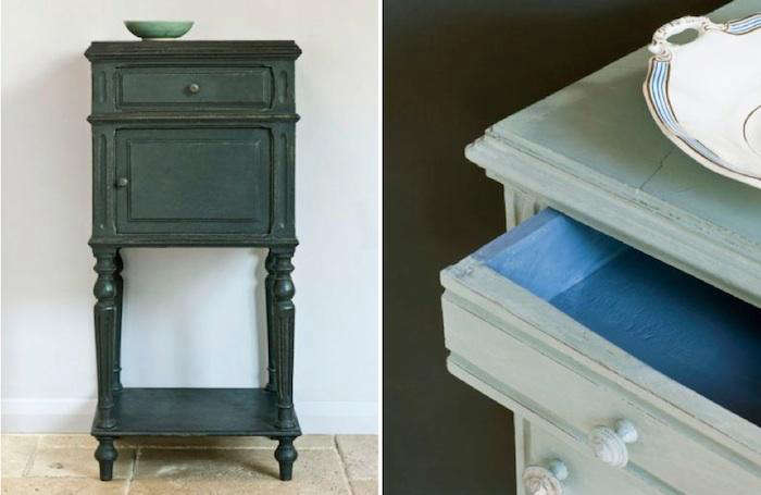 700 annie sloan double sidetable