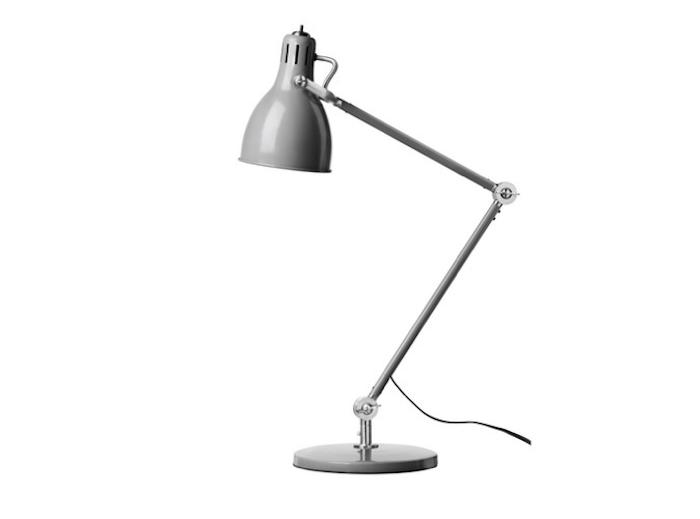 700 arod gray table lamp