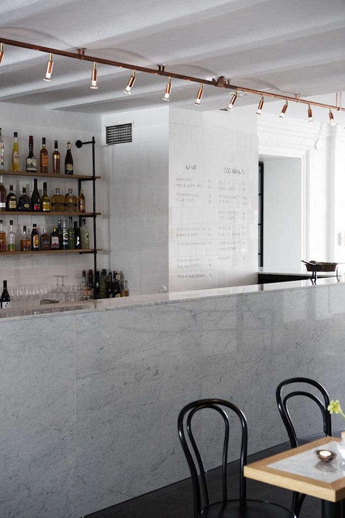 700 bar and co bar marble