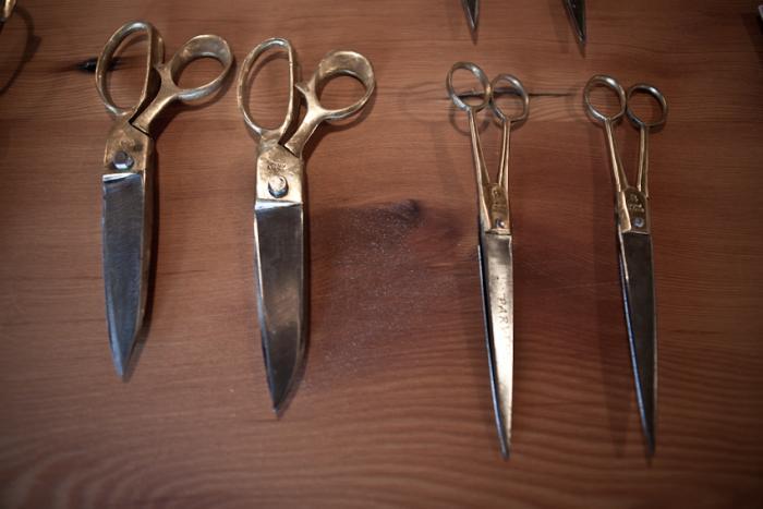 700 beam and anchor scissors