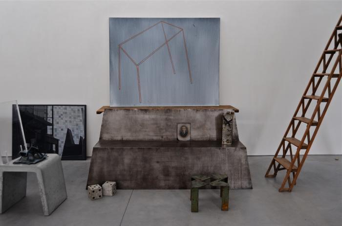 700 corey daniels gallery doug meyers bench corey daniels painting