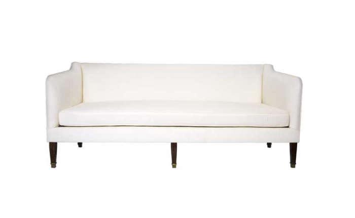 700 cove sofa in white john derian
