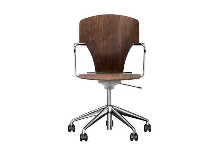 700 egoa task chair wood