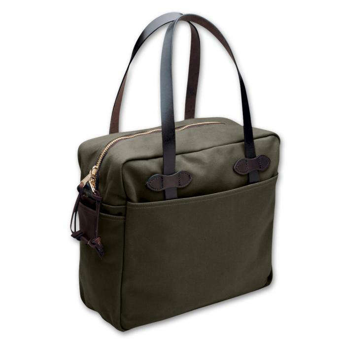700 filson zippered tote meredith