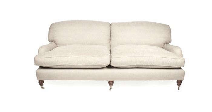 700 george smith white sofa