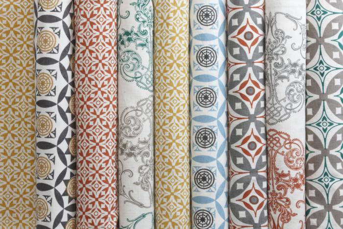 Geometric Fabrics from London by Way of India portrait 4