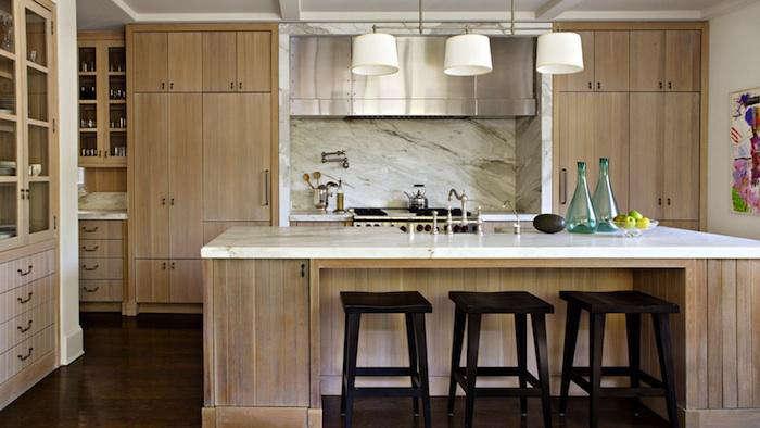 700 hefner white oak kitchen