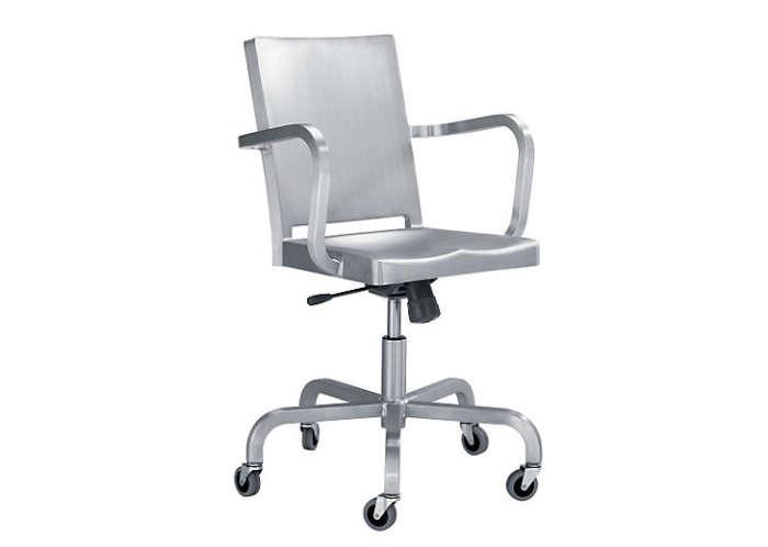 700 hudson task chair brushed