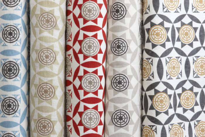 Geometric Fabrics from London by Way of India portrait 5