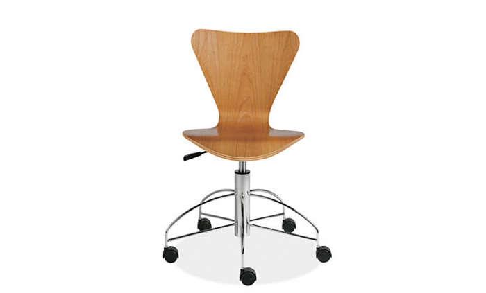 700 jake office chair cherry