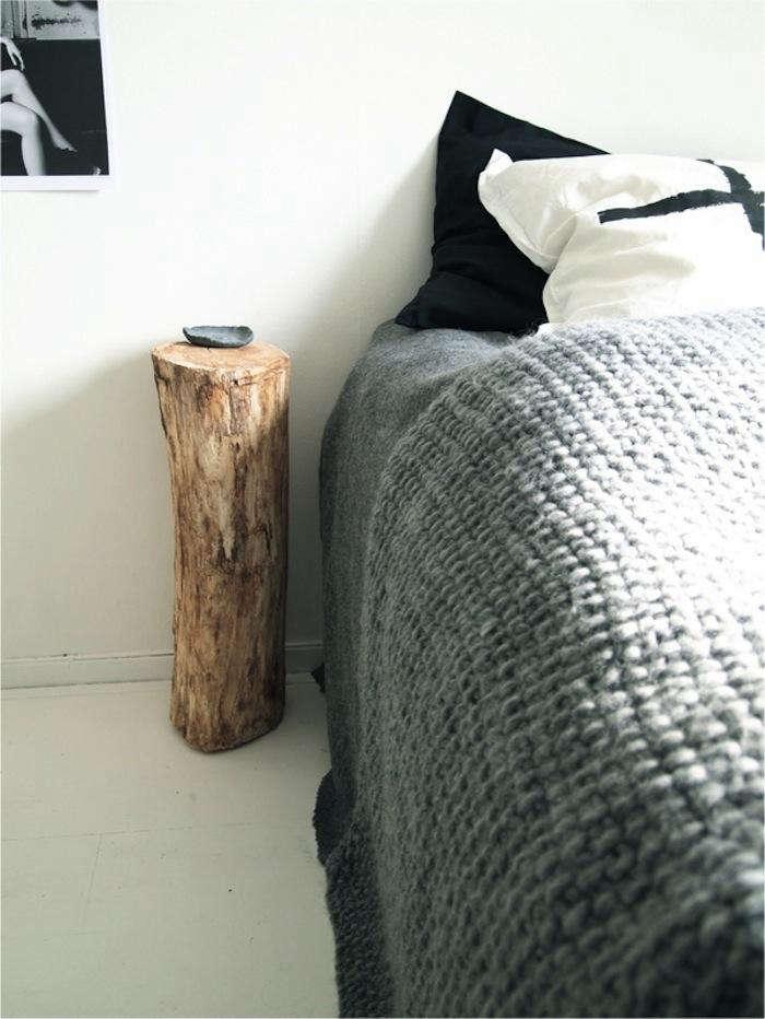 700 moa bedroom grey blanket