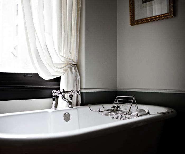 700 nomad hotel bathtub detail shot