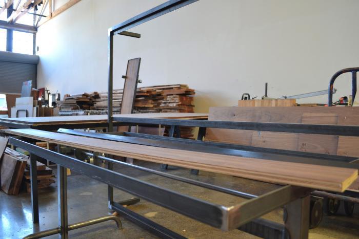 700 ohio design alder table frame