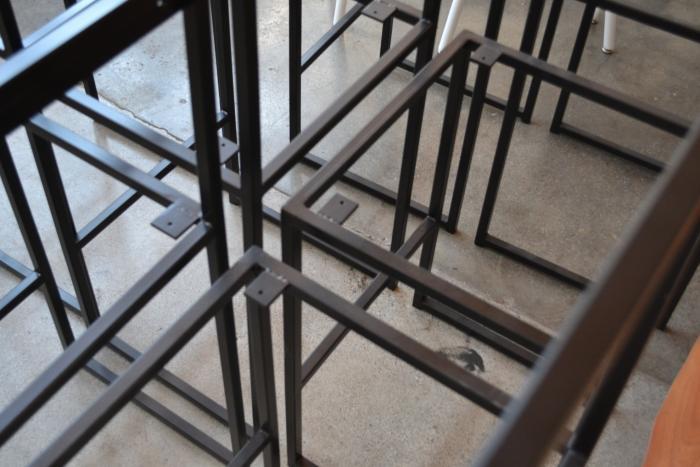 700 ohio design black frames