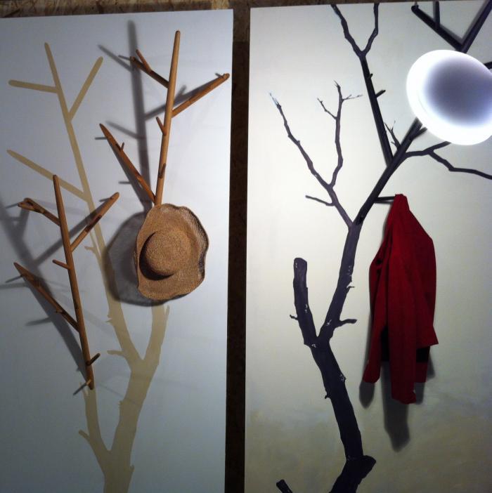 London Design Week TreeInspired Coat Racks portrait 7