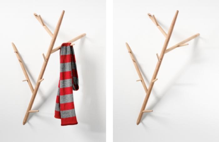 London Design Week TreeInspired Coat Racks portrait 6