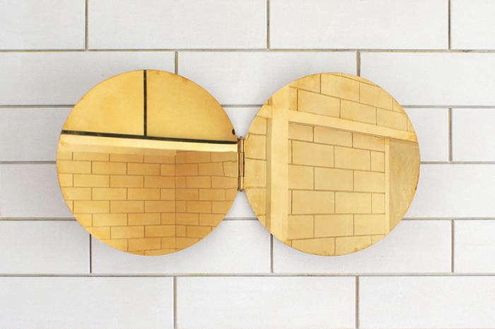 London Design Week Mirrors That Mimic Butterflies portrait 3