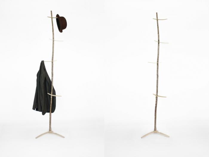 London Design Week TreeInspired Coat Racks portrait 5