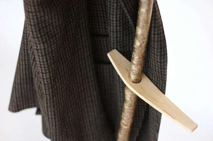 London Design Week TreeInspired Coat Racks portrait 4