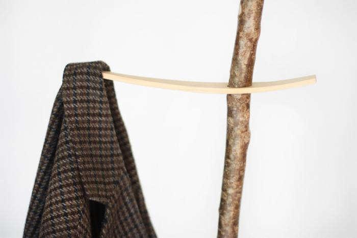 London Design Week TreeInspired Coat Racks portrait 3