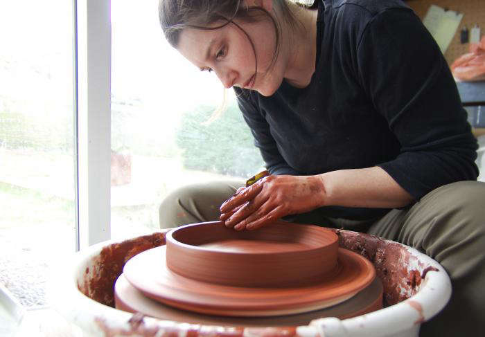 An Architect Turned Ceramicist in Portland OR portrait 10