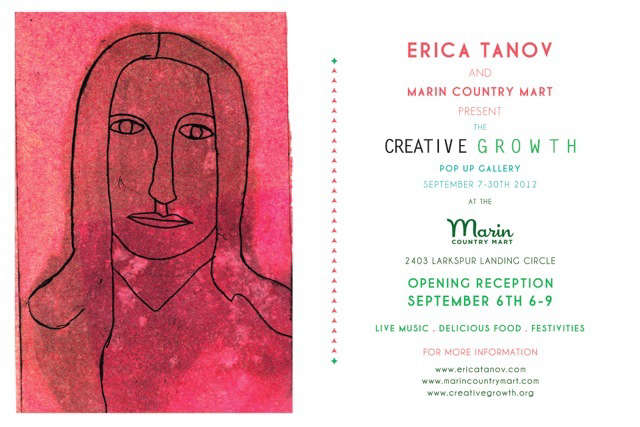 Fashions Night Out in Marin Creative Growth at Erica Tanov portrait 6