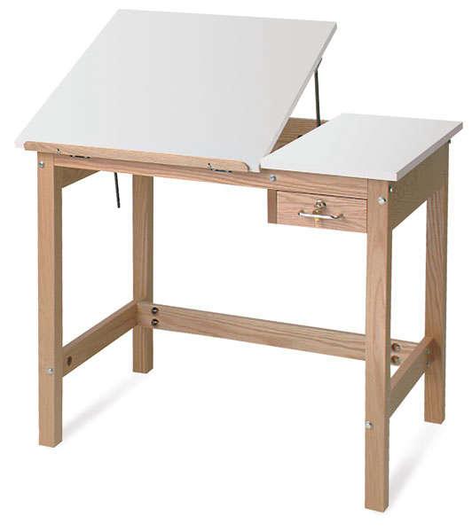 dick blick standing desk