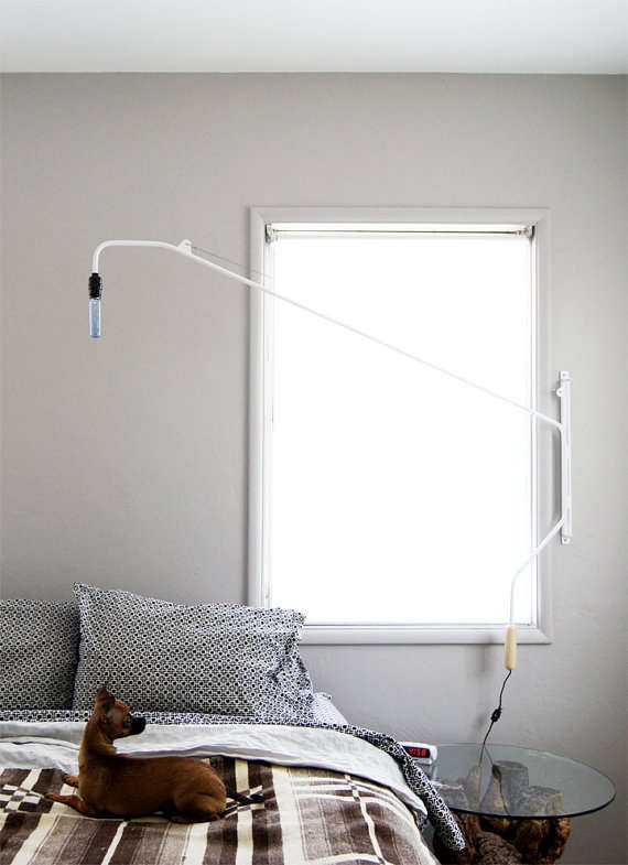 HighLow The Iconic Potence Lamp by Jean Prouve portrait 5
