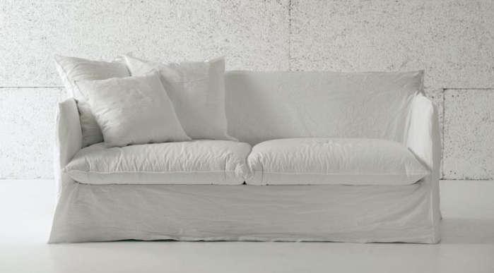 paola navone white sofa