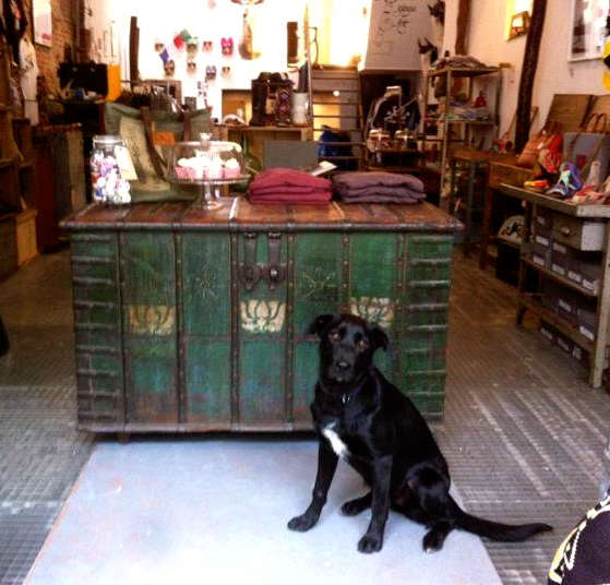 Shoppers Diary Hutspot in Amsterdam portrait 13