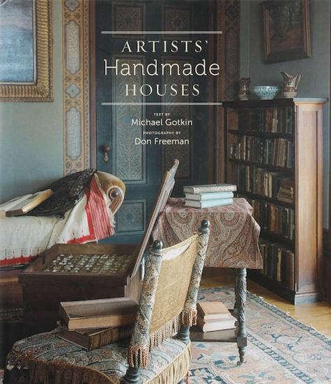 artists handmade houses 1