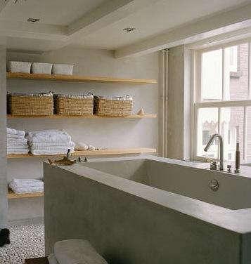 bathroom open shelving 2