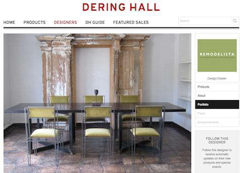 Shoppers Diary Dering Hall Launches portrait 3