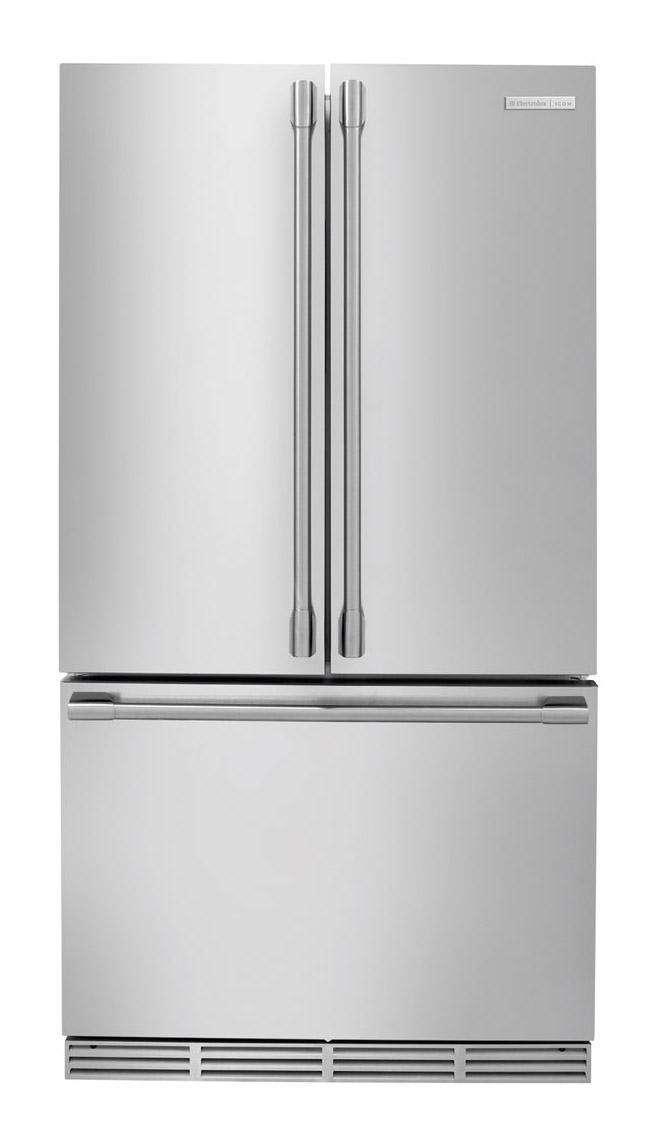 electrolux icon professional refrigerator