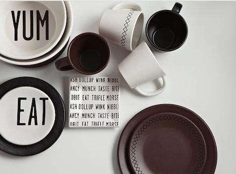 Tabletop K by Keaton Canape Plates  portrait 3