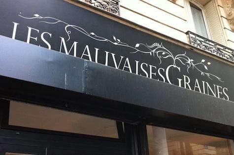 Shoppers Diary Les Mauvaises Graines in Paris portrait 3