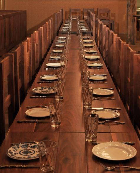 Restaurant Visit The Publican in Chicago portrait 8