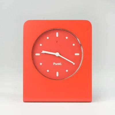 punkt alarm clock orange