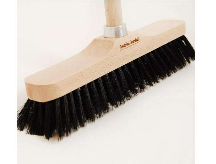 700 andree jardin broom black bristles