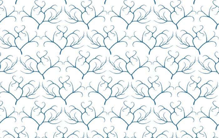700 antler blue wallpaper min hogg