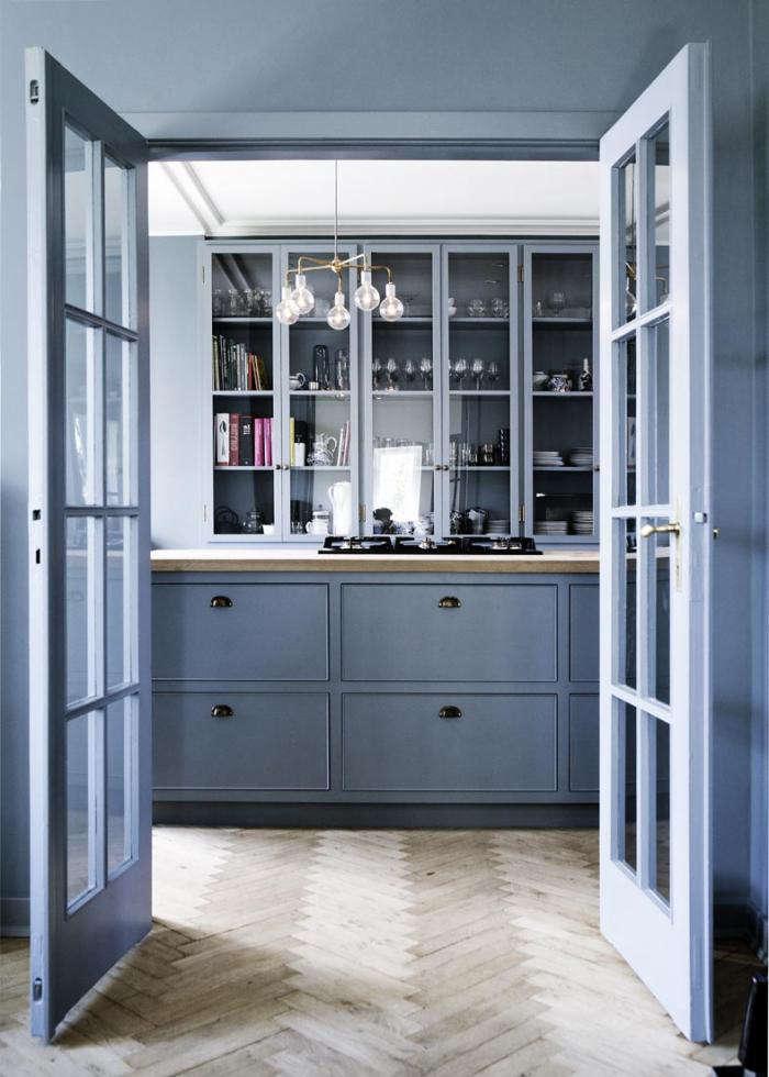 700 blue kitchen copenhagen