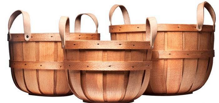 To Market Bushel Baskets from New Hampshire portrait 3