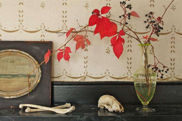 5 Favorites Foraged Halloween Bouquets portrait 5