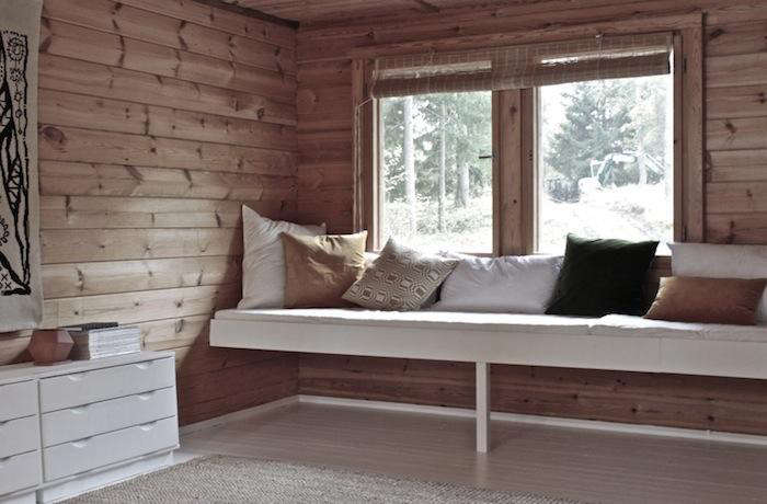 DIY Instant Builtin Day Bed portrait 3