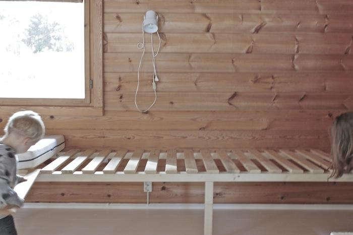 DIY Instant Builtin Day Bed portrait 6