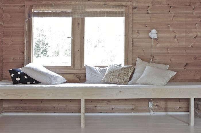 DIY Instant Builtin Day Bed portrait 7