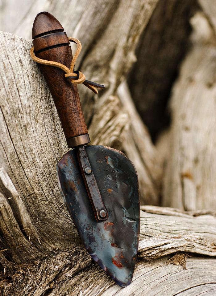Fisher Blacksmithing Tools for the Gardener portrait 5