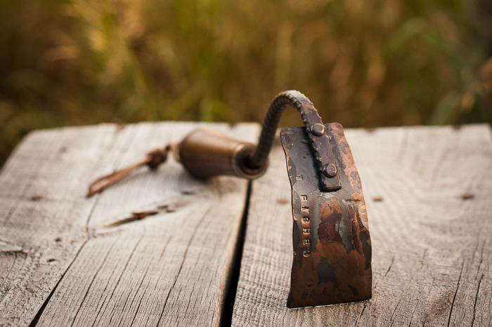 Fisher Blacksmithing Tools for the Gardener portrait 7