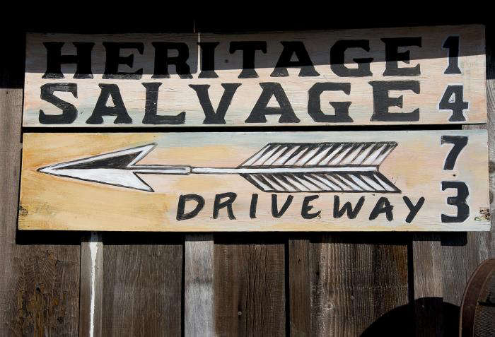 Reclaimed Wood Flooring from Heritage Salvage portrait 11