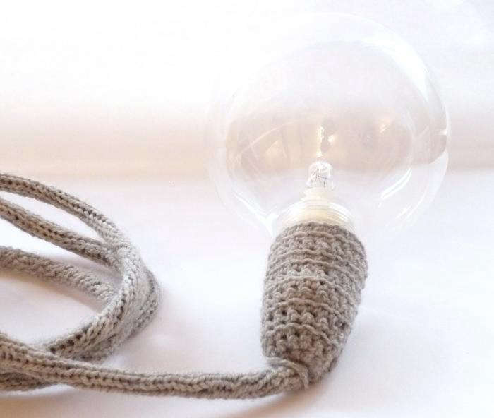 5 Favorites Knitted and Crocheted Pendant Lights portrait 6